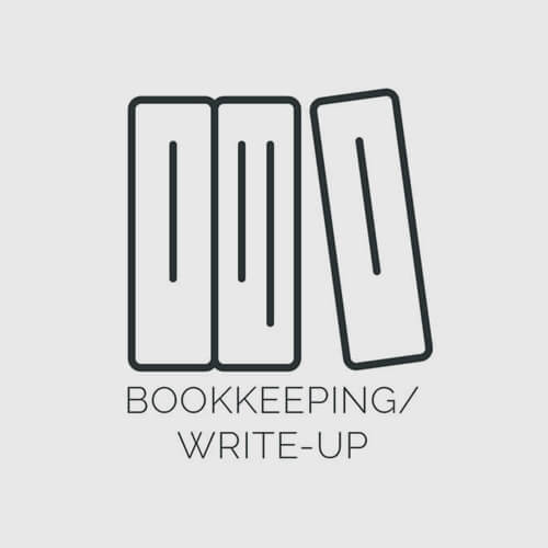 Bookkeeping/ Write-Up