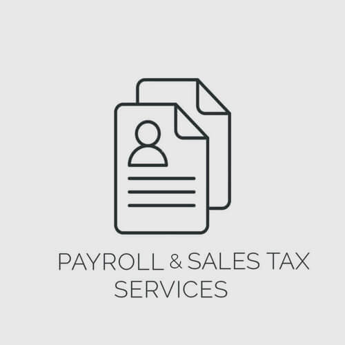 Payroll and Sales Tax Services